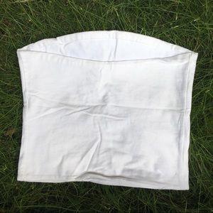 Brandy Melville Tops - Tube Top (White)